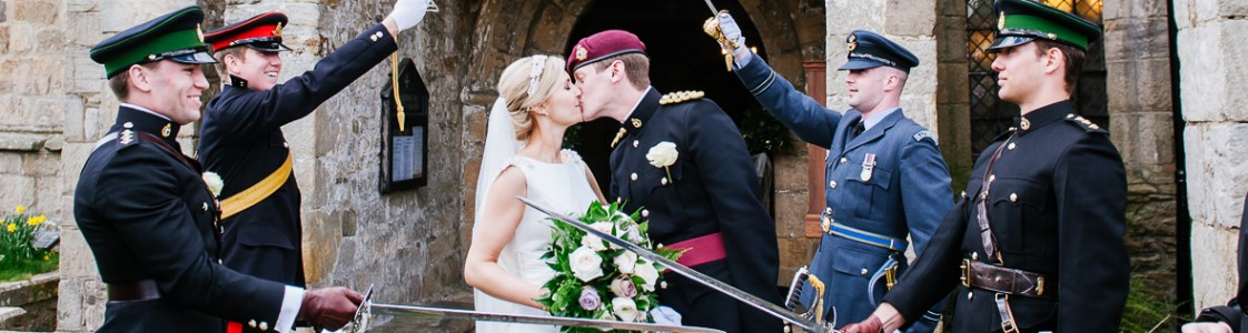 Lartington Hall Wedding Photography – Melissa & Henry