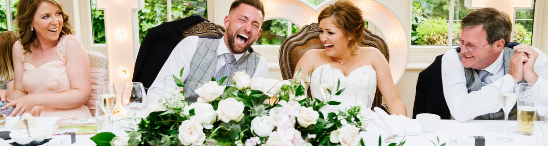 Mitton Hall Wedding Photography – Laura & James