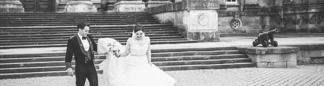 Blenheim Palace Wedding Photography – Sophie & Dominic