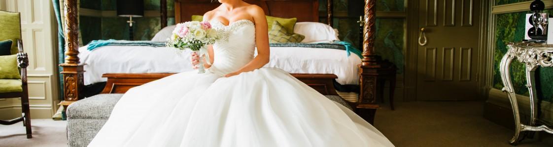 Mitton Hall Wedding Photography – Danielle & Danny